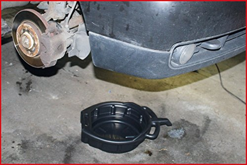 KS Tools 150.9359 Bac de récupération en matière plastique pour huiles 7,6 L pas cher