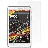 atFolix Folie für Samsung Galaxy Tab 4 7.0 (WI-Fi T230) Displayschutzfolie - 2 x FX-Antireflex-HD hochauflösende entspiegelnde Schutzfolie