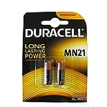 Duracell MN21-2 12V MN21 23A V23GA Alkaline Batterien (2-er Pack, 12 Volt, 50mAh) hier kaufen