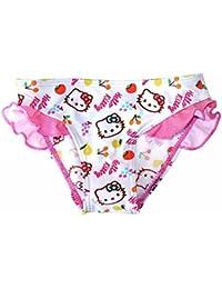 Maillot de bain bébé motif Hello Kitty