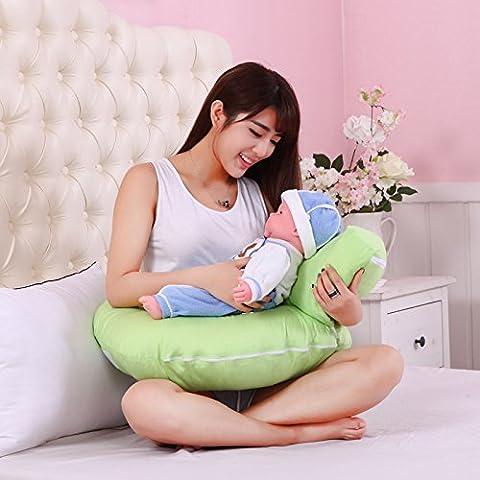 rep Multifuncional almohada de enfermería mujeres embarazadas u-bebé dormir almohada almohada almohadilla lateral 100% algodón,apple