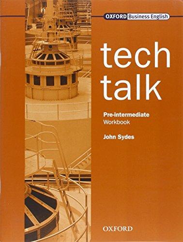 Tech Talk Pre-Intermediate. Workbook: Workbook Pre-intermediate