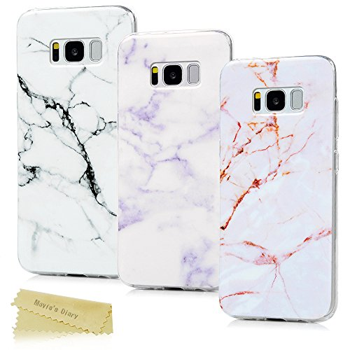 3-pack-maviss-diary-s8-plus-case-samsung-galaxy-s8-plus-case-3-pieces-clear-soft-flexible-tpu-silico