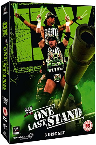 WWE - DX - One Last Stand [DVD] [UK Import]