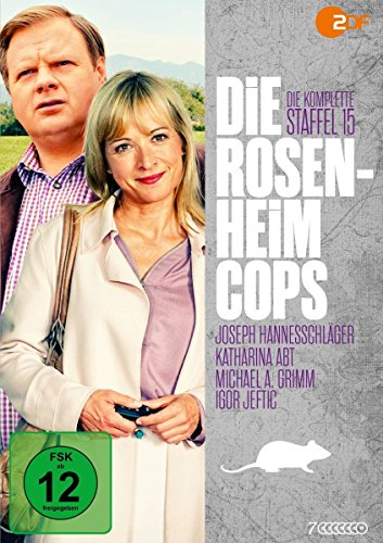 Die Rosenheim-Cops - Die komplette fünfzehnte Staffel [7 DVDs] Preisvergleich