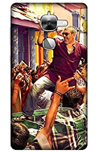 iessential thala Designer Printed Back Case Cover for LeEco Le Max2