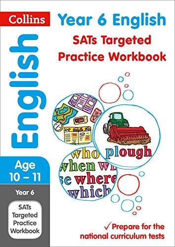 Year 6 English SATs Targeted Practice Workbook: 2019 tests (Collins KS2 Practice) por Collins KS2