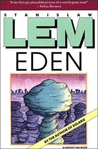 Eden (Helen & Kurt Wolff Book) (English Edition)