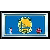 Best Trademark Global Mirrors - NBA Golden State Warriors Framed Logo Mirror Review