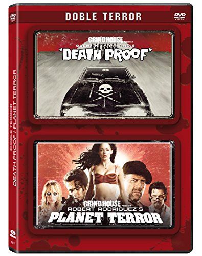 Pack Grindhouse: Death Proof + Planet Terror [DVD]