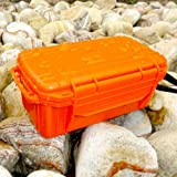 73002-O Outdoor Dry Box wasserdicht ABS Kunststoff Camping Survival