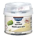 presto 443480 Holzspachtel Hellbraun 250g