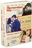 Remember Me + Un Jour + P.S. : I Love You - Coffret DVD