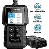 TOPDON AL300 OBD2 Auto Diagnostica Funzioni Complete OBDII Scanner Spegnere la Spia del Motore di Controllo Lettore di Codice