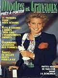 MODES ET TRAVAUX [No 1011] du 01/02/1985 - FAITES-VOUS CE TAILLEUR SIGNE SCHERRER - 15 PATRONS POUR VOUS SEDUIRE - KITS A COUDRE - 2 ROBES - 2 DEGUISEMENTS ENFANTS - LA CUISINE AUX POMMES - DE BELLES DENTS POUR LA VIE