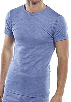 Click Workwear Short Sleeve Thermal Vest