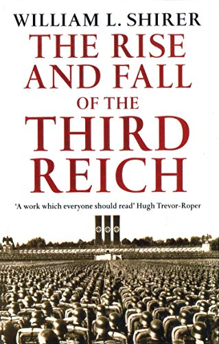 Rise And Fall Of The Third Reich por William L Shirer