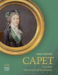 Marie-Gabrielle Capet (1761-1818) : Une virtuose de la miniature
