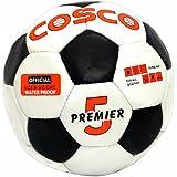 Cosco Premier Football, Size 4 (White/Black)