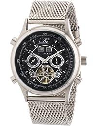 Ingraham Herren-Armbanduhr XL Lisbon Analog Automatik Edelstahl IG LISB.1.221107