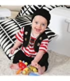 Dress Up Baby Bucaneer Pirate Costume, Costumes, Baby boy