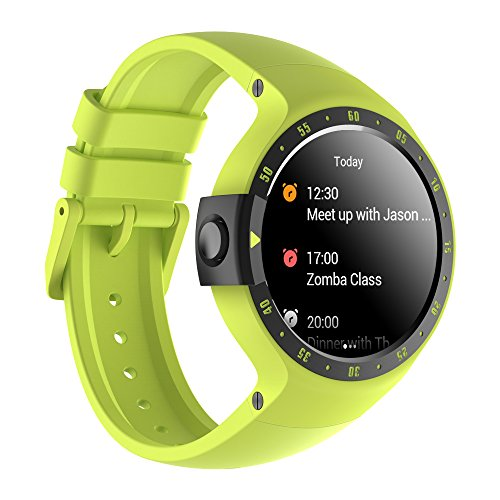 Foto TicWatch S Aurora Smartwatch con display OLED da 1,4 pollici, Android Wear...