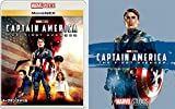 Chris Evans - Captain America: The First Avenger (2 Blu-Ray) [Edizione: Giappone]...
