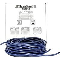 Thera-Band Tube élastique Bleu Fort 30,50 m