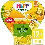 Hipp Nombre Organique Formes De Pâtes Aux Légumes 230G - Paquet de 6