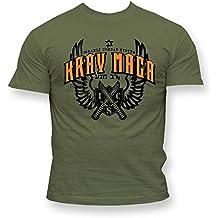 Dirty Ray MMA Krav Maga camiseta hombre K72