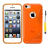 ebestStar - Compatible Coque iPhone Se 5S 5 Apple Etui Housse Silicone Gel TPU Souple...