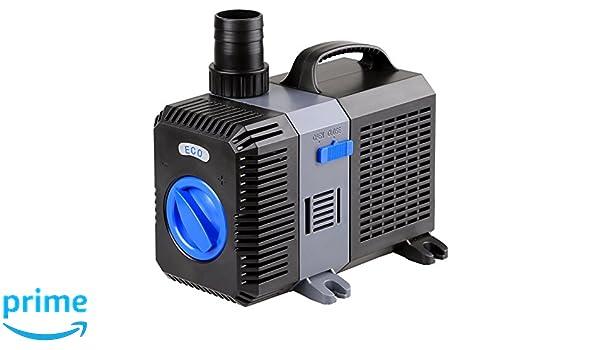 Grech CTP-8000 SuperECO Pond Filter Pump Is A Pump 8000L//H 70 W