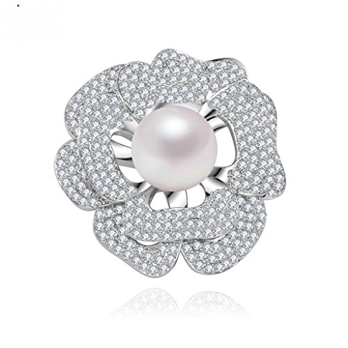 beydodo-white-gold-plated-brooch-pin-for-women-pearl-flower-corsage-bouquet-cubic-zirconia-cluster-s