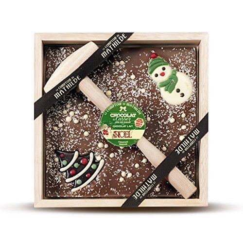 Le Comptoir De Mathilde Chocolat À Casser - Noã‹L