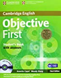 Objective First Certificate - Third Edition. Self-study Pack (Student's Book with answers with CD-ROM and Class Audio CDs)