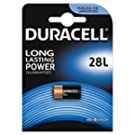 Duracell 28L Lithium High Power Batte...