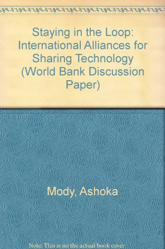 world-bank-discussion-papers-staying-in-the-loop-no-61-international-alliances-for-sharing-technolog