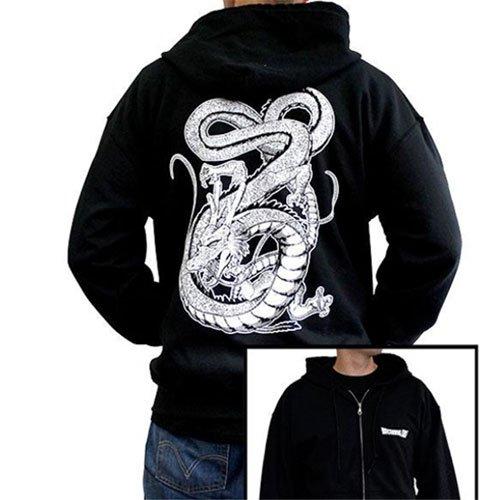 Dragon Ball - Sudadera con capucha - Hombre Negro negro large