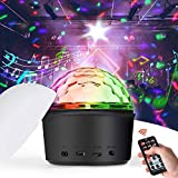 iKALULA Discokugel, Disco Lichteffekte LED Discokugel Party Licht Mini...