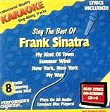 Frank Sinatra Música de karaoke