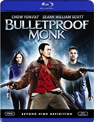Bulletproof Monk by Chow Yun-Fat