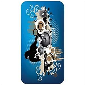Nokia Lumia 630 Back Cover - Loudspeaker Designer Cases