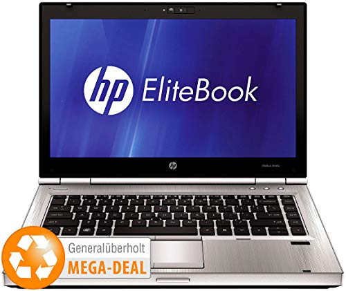 hp, EliteBook 8460p, 35,6 cm (14'), Core i5-2520M, 250 GB (revisionato)