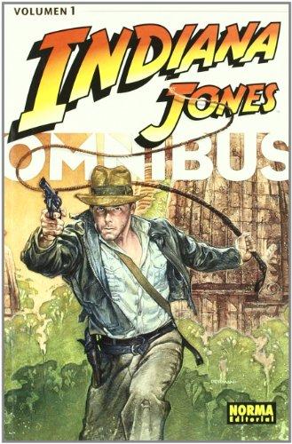Indiana Jones Omnibus 1 por John Byrne, Howard Chaykin, Walter Simonson, Ron Frenz