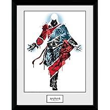 Assassin's Creed - Compilation 2 Póster De Colección Enmarcado (40 x 30cm)
