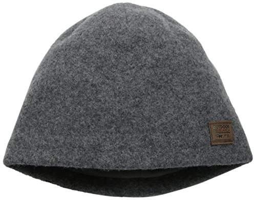 Outdoor Research Whiskey Peak Beanie, Charcoal, 1size -