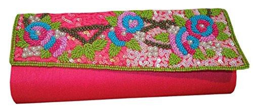 Spice Art da donna frizione Hot Pink