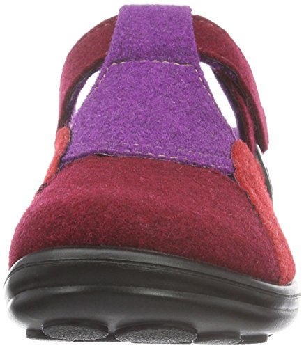Romika Maddy H 06, Ciabatte Donna Rosso (Rot (rot-kombi 465))