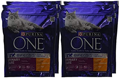 Purina ONE Urinary Care Dry Cat Food Chicken 800g - Case of 4 (3.2kg) from Purina