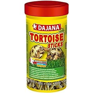 DAJANA Tortoise sticks,  6er Pack (6 x 220 g)